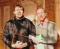 Paul Monette & Roger