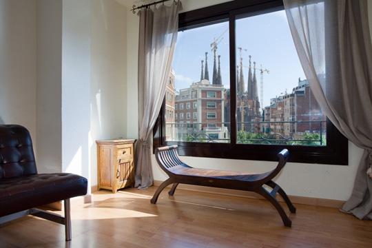 Barcelona interior