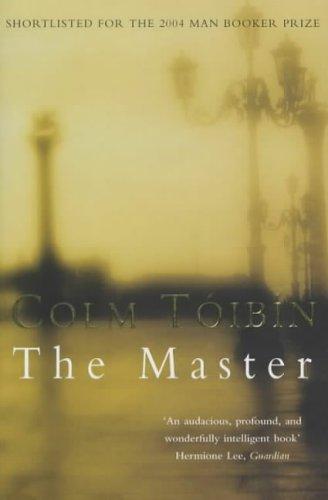 Toibin - Master