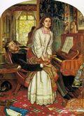 Holman Hunt Awakening