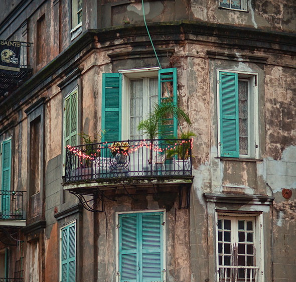 FrenchQuarterBalcony
