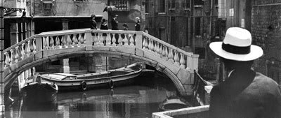 Death in Venice - bridge