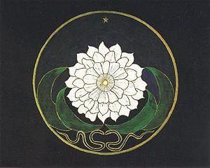 Lotus mandala red book