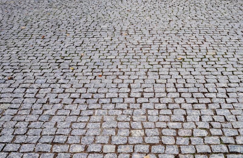 Fond-de-perspective-de-trottoir-de-pavé-rond-41379897