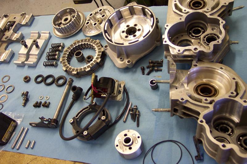 Motorcycle-transmission-rebuild